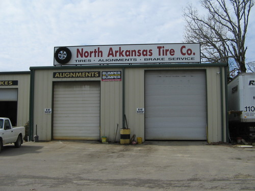North AR Tire