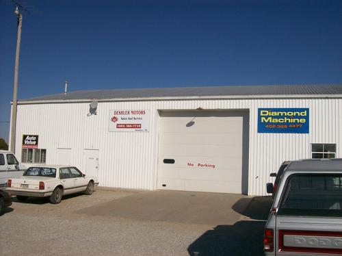 Deshler Motors storefront. Your local The Merrill Co. in Deshler, NE.