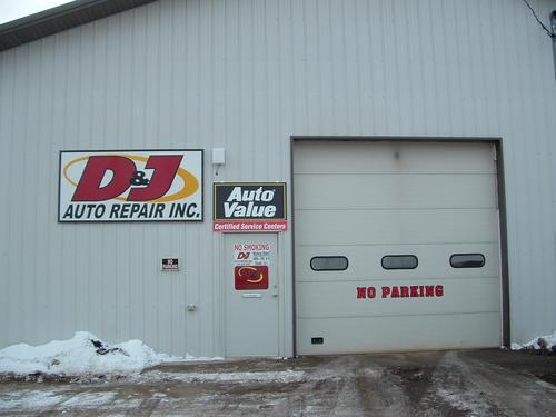 D and J Repair Inc.