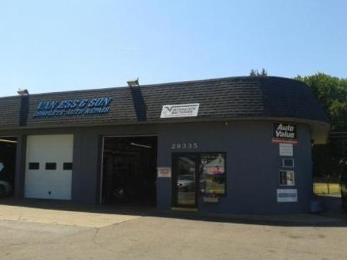 Van Ess & Son storefront. Your local Auto-Wares, Inc in Livonia, MI.