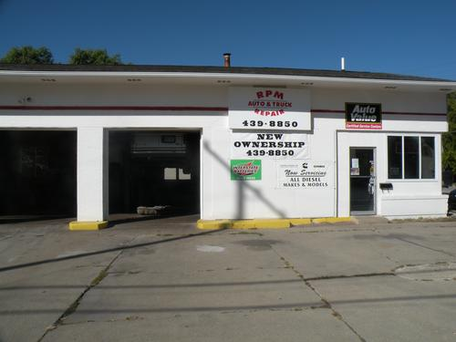 RPM Auto and Truck Repair storefront. Your local Auto-Wares, Inc in Milan, MI.