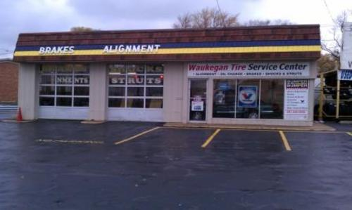 Waukegan Tire Service Cemter