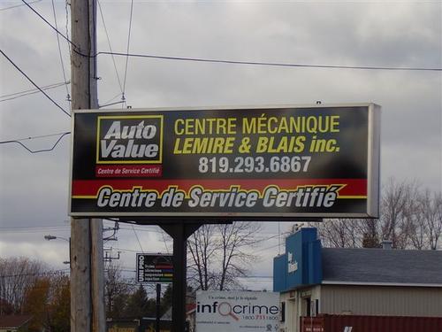 Garage Lemire et Blais