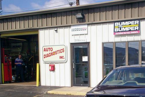 Auto Diagnostics storefront - Your local Auto Parts store in West Allis, WISCONSIN (WI)