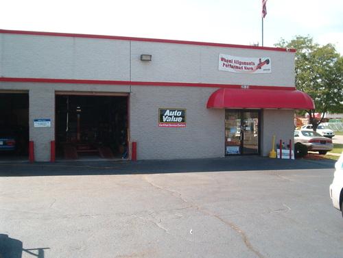 Leo's Complete Auto Repair storefront. Your local Auto-Wares, Inc in Livonia, MI.