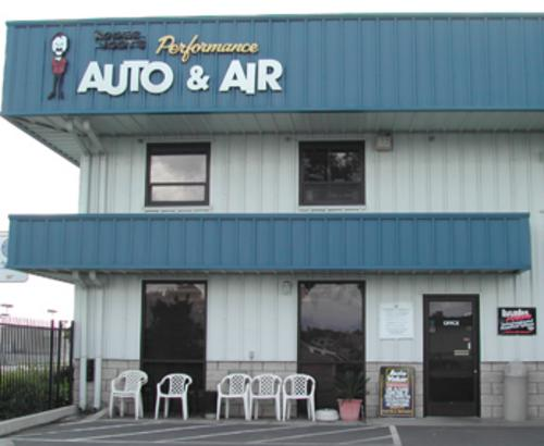 Roger Vogt's Performance Automotive, Inc. storefront. Your local Smith Auto Parts in Visalia, CA.