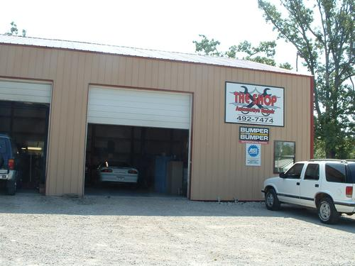 The Shop Automotive Repair