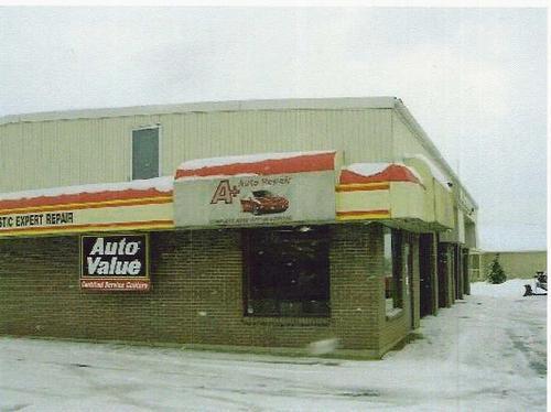 A+ Auto Repair