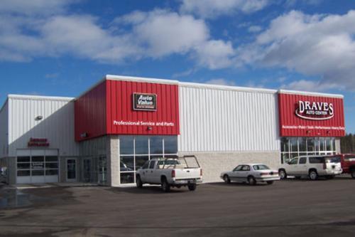 Draves Auto Center