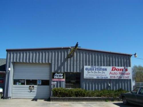 Don's Auto Repair storefront. Your local Auto-Wares, Inc in Imlay City, MI.
