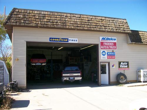 Frideres Auto & Truck Repair