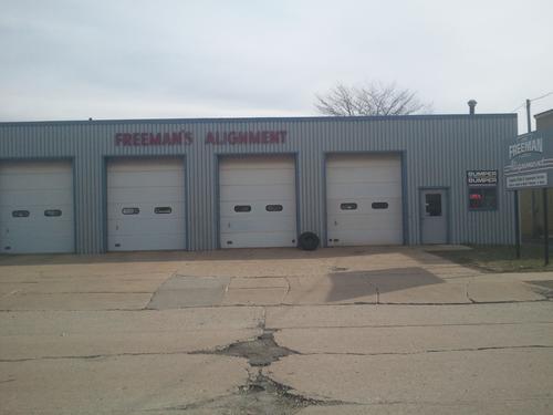 Freeman's Alignment