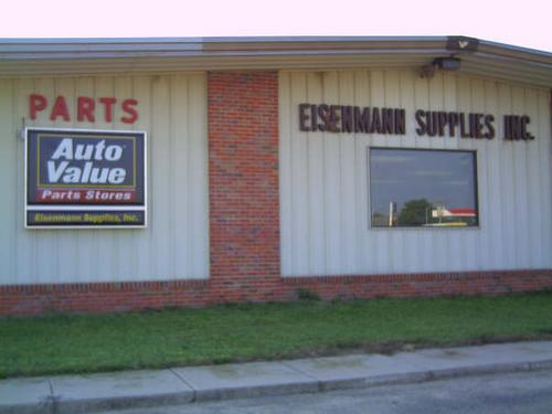 Eisenmann Supplies storefront. Your local The Merrill Co. in Madison, NE.