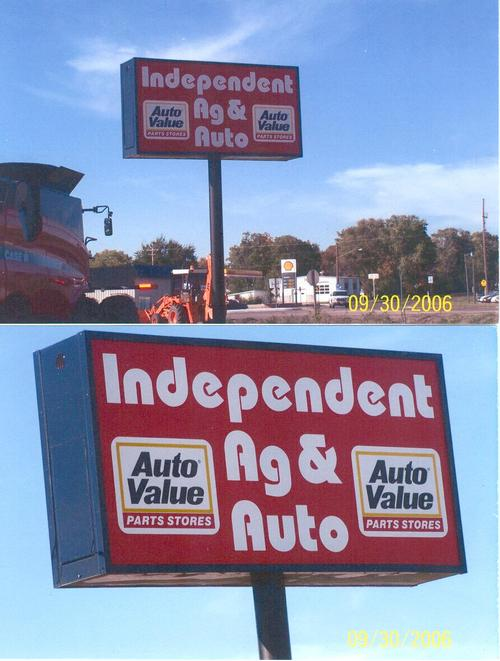 Independent Ag and Auto