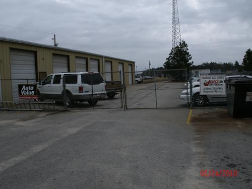 HALLMAN'S AUTO SERVICE