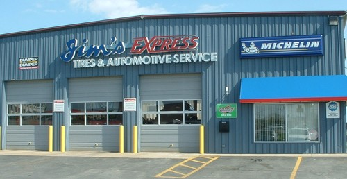 Jims Express Tire and Auto
