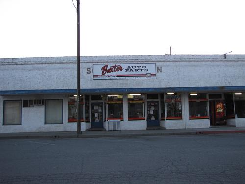 Baxter Auto Parts #27 storefront. Your local Performance Warehouse in Colusa, CA.