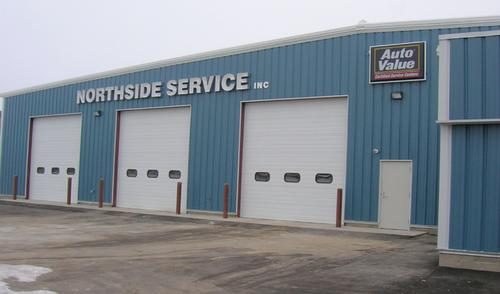 Northside Service storefront. Your local Auto-Wares, Inc in Lansing, MI.