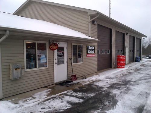 Chuck's Garage & Speed Shop
