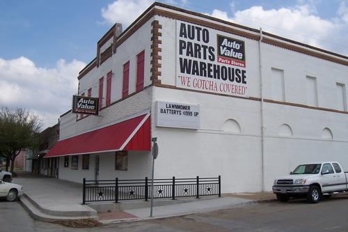 Auto Parts Warehouse Hillsboro