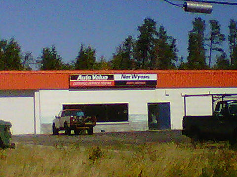 Norwynns Sales & Service storefront. Your local Piston Ring Service Supply in Vermilion Bay, .