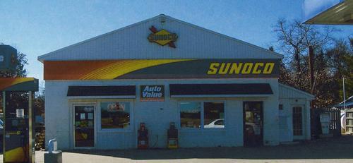 Blair's Service storefront. Your local Auto-Wares, Inc in Mio, MI.