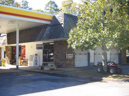 Village Shell Garage