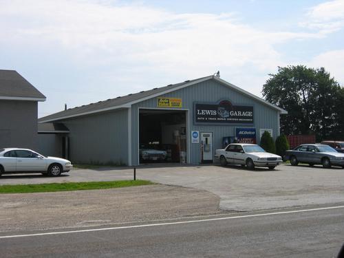Lewis Garage