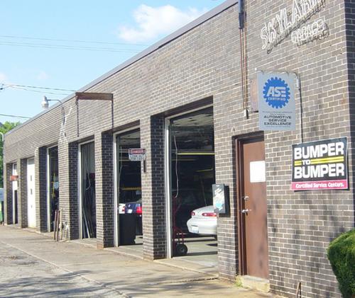 Skylark Garage