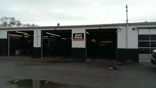 Alma Tire Service