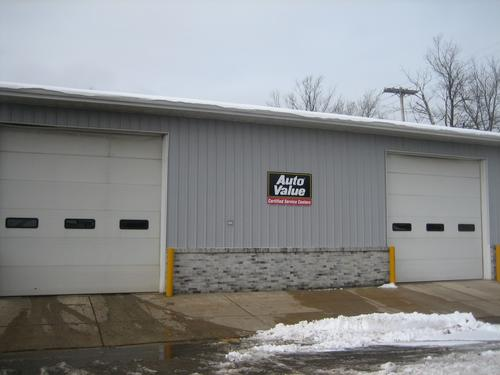 Gordon Sales and Service storefront. Your local Auto-Wares, Inc in Coleman, MI.