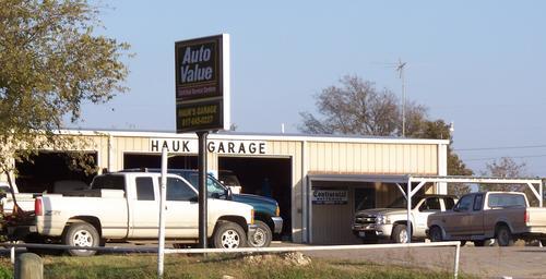 Hauk Garage