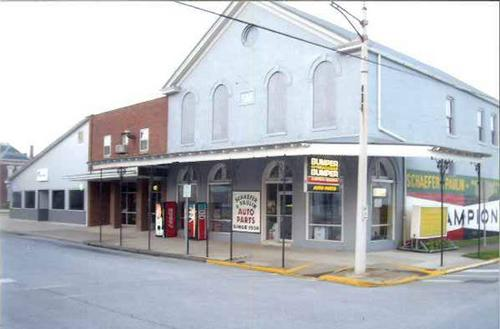 Tell City Indiana >> Schaefer And Paulin Auto Parts Parts Store In Tell City In 176793