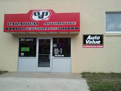 Paradigm Automotive Performance LLC