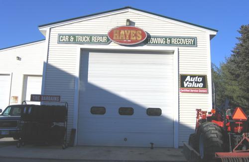 Hayes Car