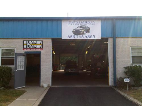 Robs Garage storefront - Your local Auto Parts store in Cinnaminson, NEW JERSEY (NJ)