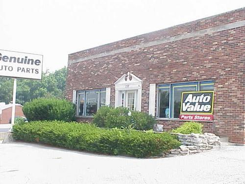 Genuine Auto Parts storefront. Your local Hahn Automotive Warehouse in Centerville, OH.