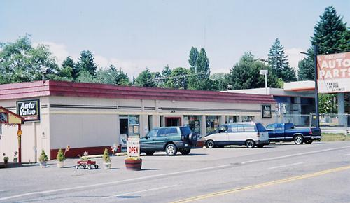 Complete Auto Supply storefront. Your local Performance Warehouse in seattle, WA.