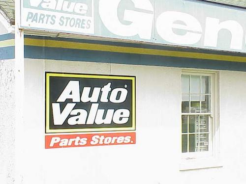 Genuine Auto Parts storefront. Your local Hahn Automotive Warehouse in Dayton, OH.
