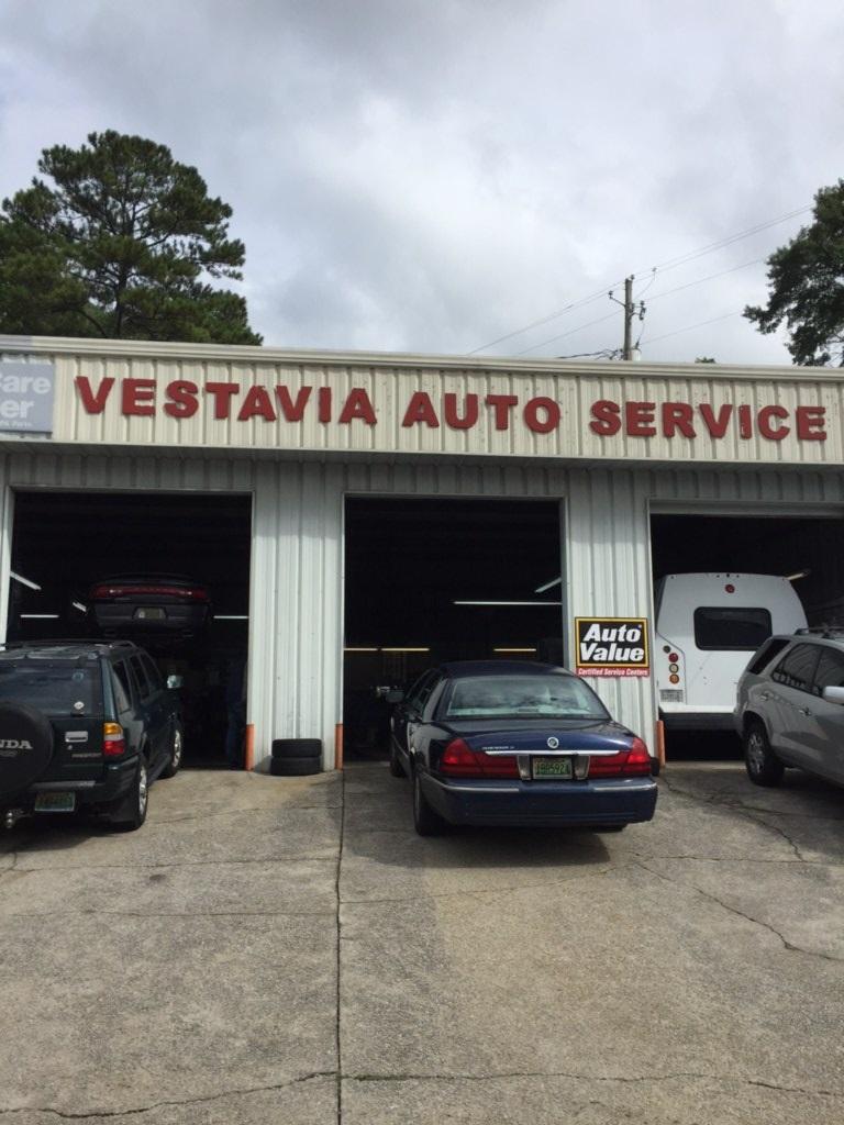 VESTAVIA AUTO SERVICE
