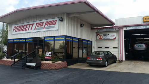 POINSETT TIRE-SERVICE