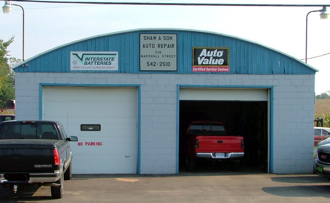 Shaw and Son Auto Repair