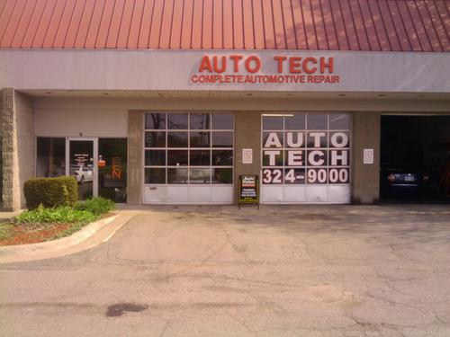 Auto Tech Grand River storefront. Your local Auto-Wares, Inc in East Lansing, MI.