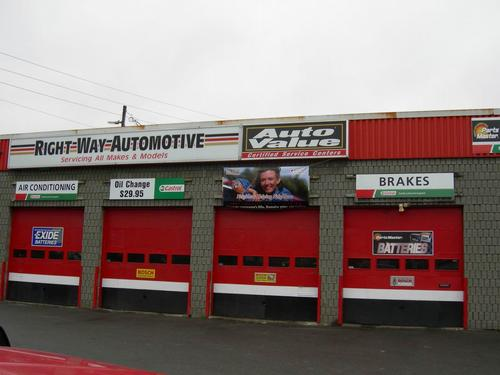 Right Way Automotive