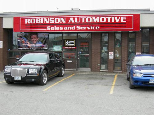 Robinson Automotive