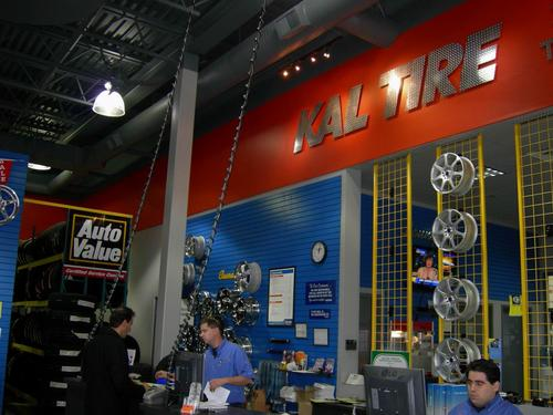 Kal Tire Falconbridge