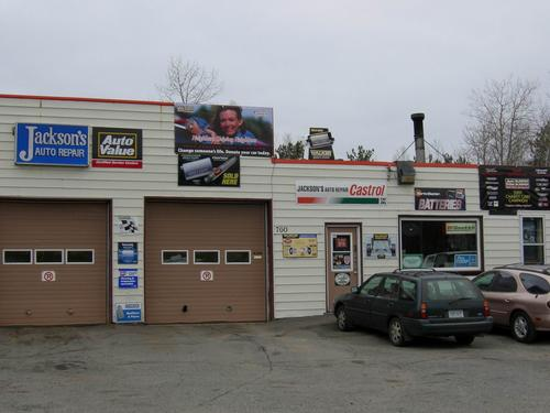 Jackson's Auto Repair storefront. Your local Maslack Supply Limited in Lively, .