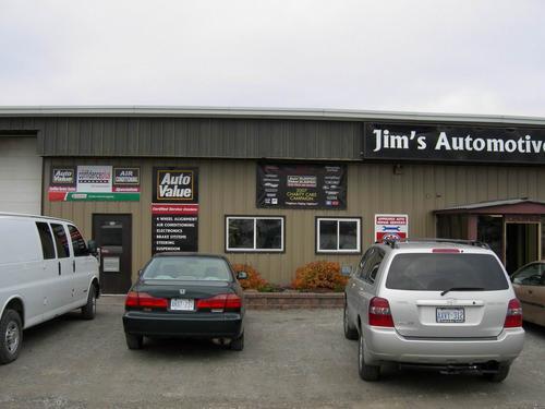Jim's Automotive