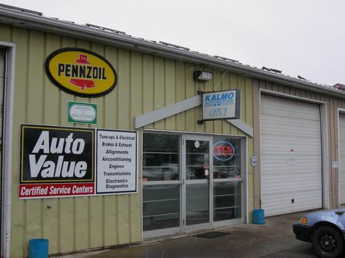 Fountain Tire storefront. Your local Maslack Supply Limited in Valcaron, .