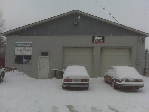 Superior Car Care storefront. Your local Auto-Wares, Inc in Bath, MI.
